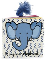 Jellycat Infant 'If I Were An Elephant' Board Book