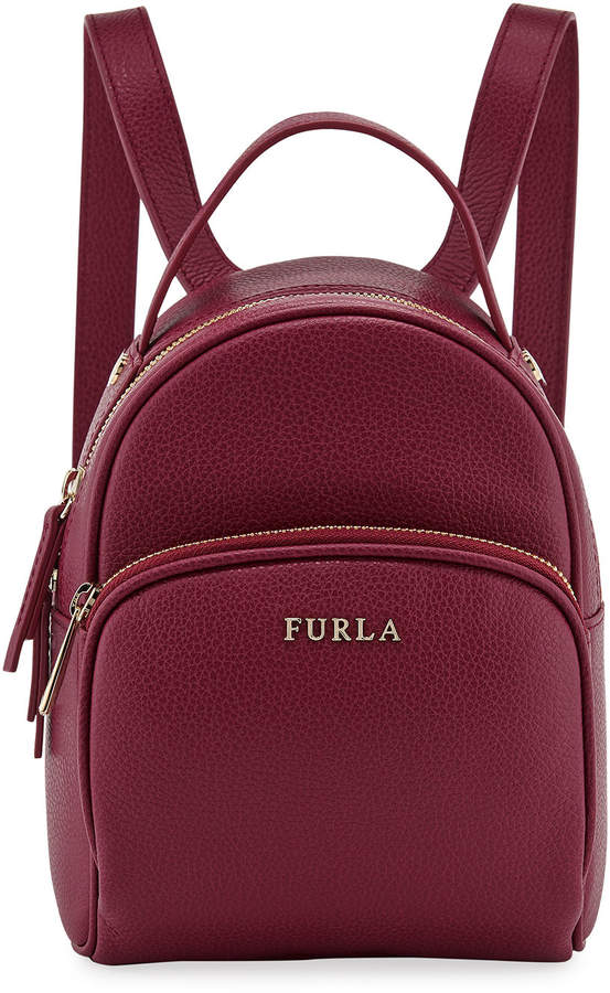8e643665dfb0 Frida Mini Vitello Leather Backpack