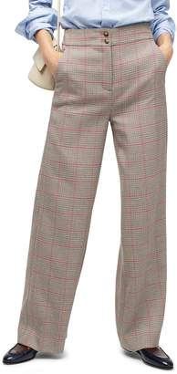 J.Crew Frankie Rose Plaid Pants