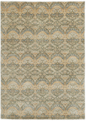 OKA Small Colworth Rug - Multi