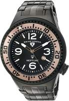 Swiss Legend Men's 'Neptune Force' Quartz Stainless Steel Casual Watch (Model: 21819P-BB-11-RA)