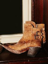 Lucchese Into The Wild Western Boot