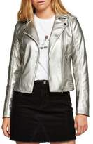 Miss Selfridge Debbie Biker Jacket