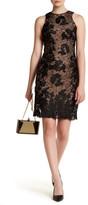Dress the Population Floral Lace Celine Dress