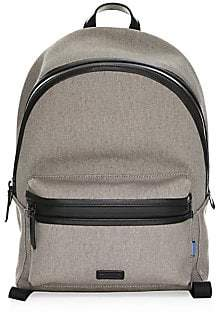 Uri Minkoff Men's Paul Textured Backpack