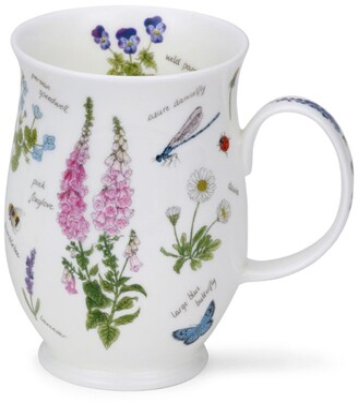 Dunoon Nature'S Notebook Foxglove Suffolk Mug