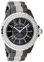 Chanel J12 Automatic Diamond Watch