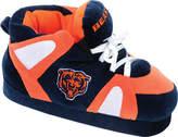 Comfy Feet Men's Chicago Bears 01 - Dark Navy/Black Slippers