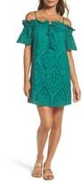 Greylin Women's Shaya Off The Shoulder Dress