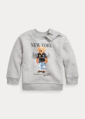Ralph Lauren New York Bear Sweatshirt