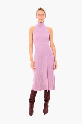 Diane von Furstenberg Checchetti Lurex Lennon Dress