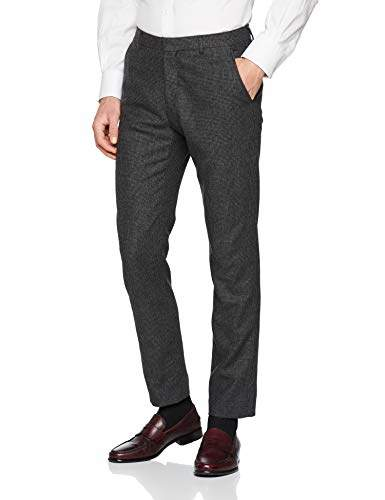 10579c60 Selected Grey Dress Trousers For Men - ShopStyle UK