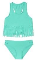 Gossip Girl Girl's 'Festival Fringe' Two-Piece Swimsuit