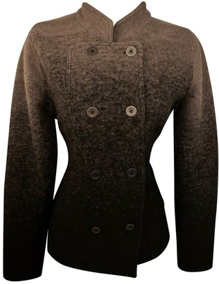 Clements Ribeiro Grey Wool Jacket for Women