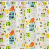 Creative Bath Give A Hoot Fabric Shower Curtain