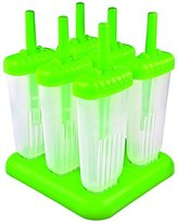Tovolo Groovy Ice Pop Moulds, Set of 6