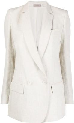 Mrz Double Breasted Blazer Jacket