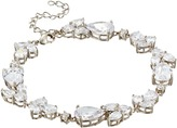 Nina Fancy Pear/Round CZ Bracelet
