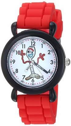 Disney Boys Toy Story 4 Analog-Quartz Watch with Silicone Strap