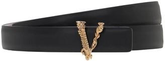 Versace 2cm Leather Belt