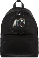 Givenchy Twin monkey backpack
