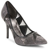 Adrianna Papell Addison Mesh-Accented Pumps
