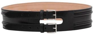 Alexander McQueen Waist Belt With Double Buckle