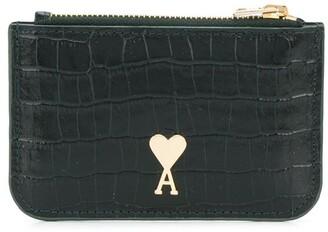 Ami De Coeur zipped coin purse