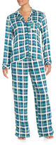 Splendid Plaid Pajama Set