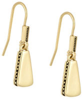 Laundry by Shelli Segal Goldtone Geometric Drop Earrings