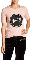 Juicy Couture Fashion Graphic Tee
