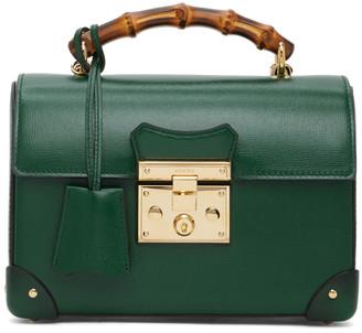 Gucci Green Padlock Bag