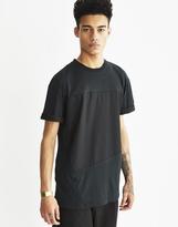 A Question Of Raglan T-Shirt Black