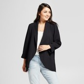Mossimo Women's Blazer with Side Pocket