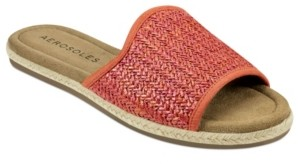 Aerosoles Women's Denville Flat Slide Sandal Women's Shoes