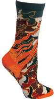 Ozone Women's Fire Crew Sock (2 Pairs)