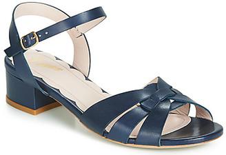 Miss L Fire Miss L'Fire ISLA women's Sandals in Blue