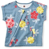 Tea Collection 'Riko Origami' Tee (Toddler Girls, Little Girls & Big Girls)