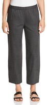 Eileen Fisher Petites Lantern Crop Pants