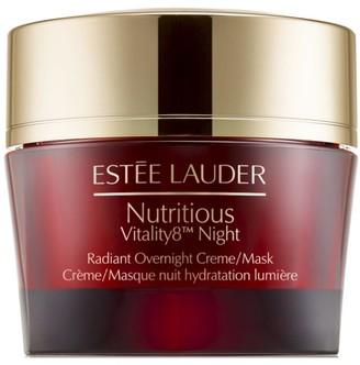 Estee Lauder Nutritious Vitality8 Night Radiant Overnight Creme Mask