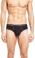 Andrew Christian Men's Coolflex Show-It Stretch Briefs