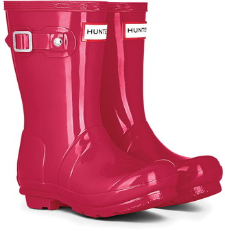 Hunter Original Gloss Waterproof Rain Boot