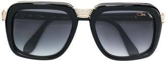 Cazal Embellished Oversized Sunglasses