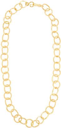 Stephanie Kantis Legend 24k Gold-Plated Long Circle-Link Necklace