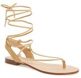 Splendid Women's 'Candee' Wraparound Lace Flat Sandal