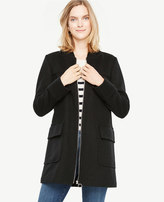 Ann Taylor Hooded Duffle Coat