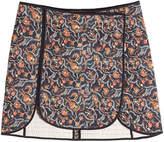 Isabel Marant Cotton Mini Skirt