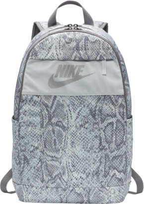 Nike Elemental Backpack - Gunsmoke / Pure Platinum Metallic Gray