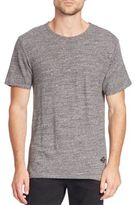 Rag & Bone Jaspe Crewneck Cotton T-Shirt