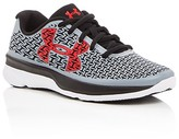 Under Armour Boys' ClutchFit Rebelspeed Lace Up Sneakers - Big Kid